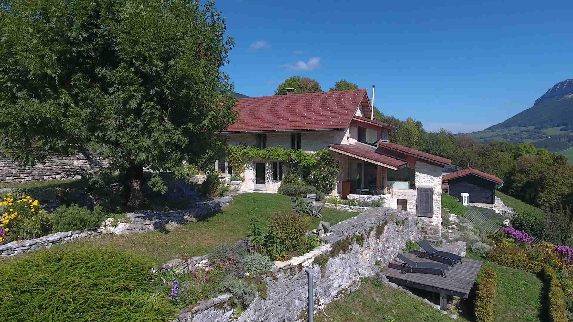 La ferme des Glénats : 8 sleeps rental contact, price, availability